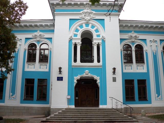 Zhitomirskij kraevedcheskij muzej photo