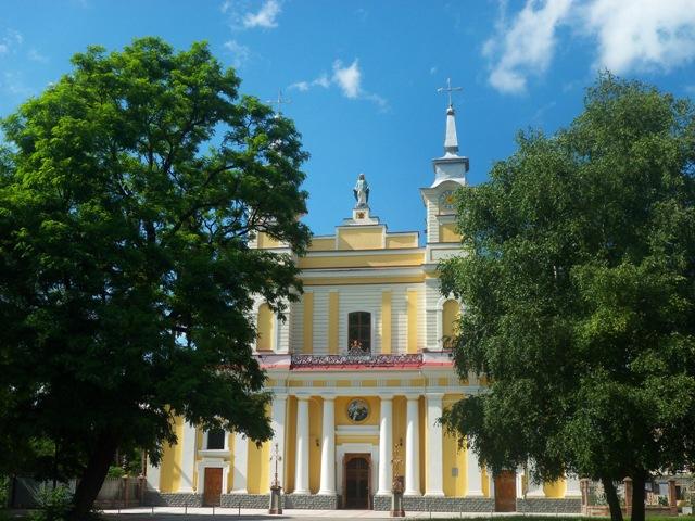 kostel Svjatoj Sofii photo