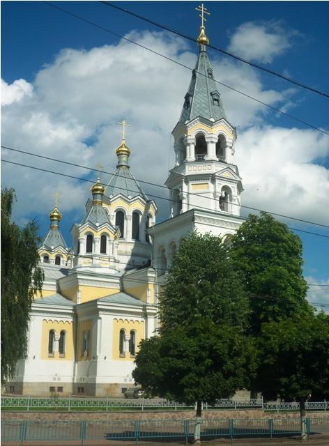 Spaso-Preobrazhenskij Kafedral'nyj sobor photo