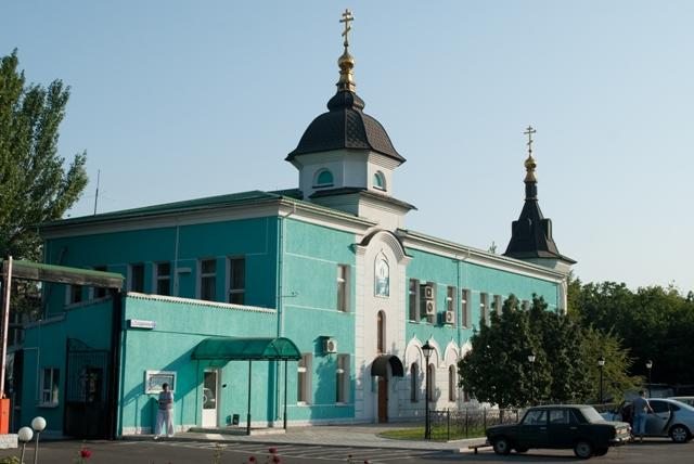 Hram Pochaevskoj ikony Bozh'ej Materi photo