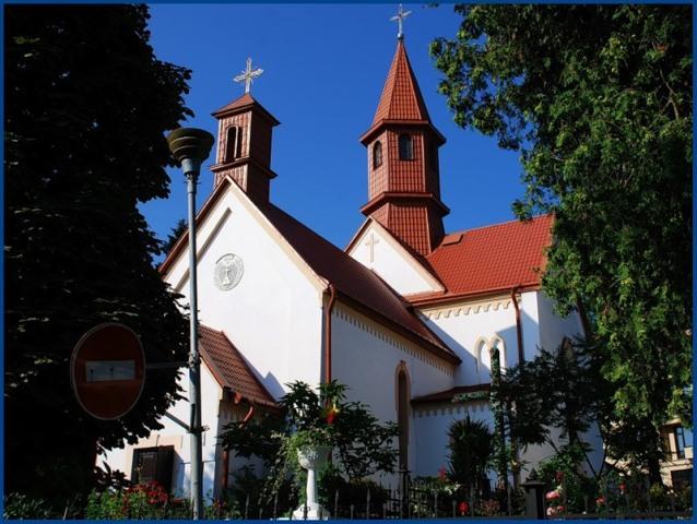 Pol'skij kostel photo