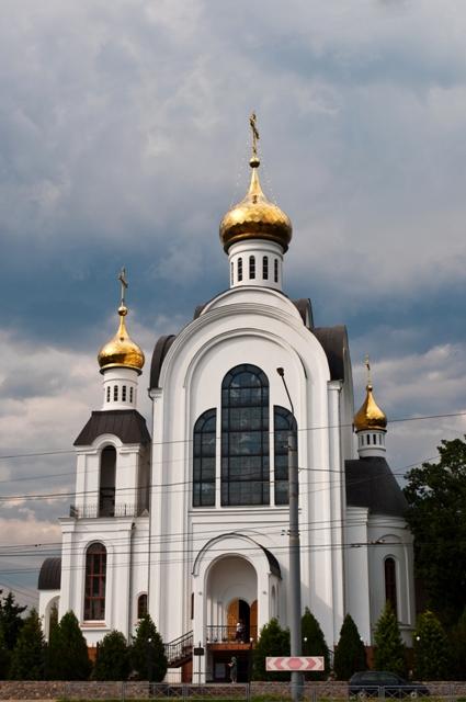 Hram Rozhdestva Hristova photo