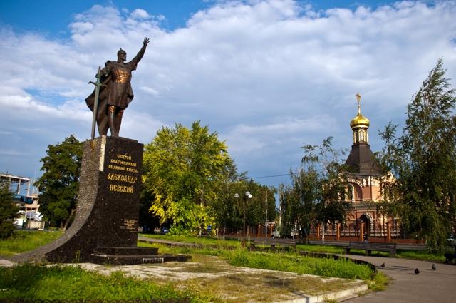 Aleksandrovskij hram photo