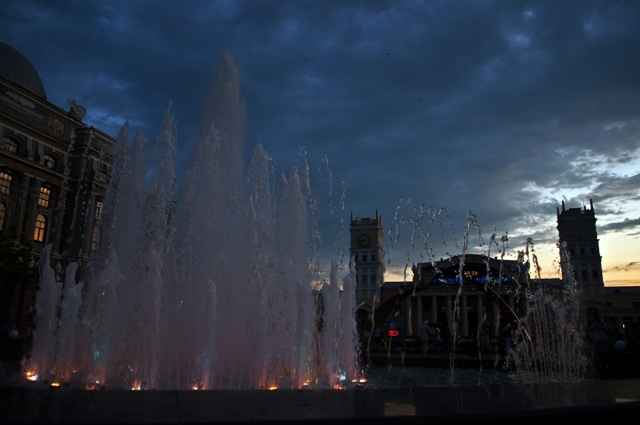 muzykal'nyj fontan photo