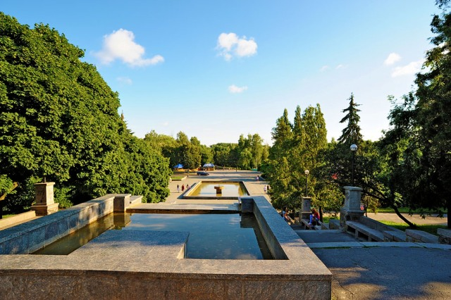 park imeni Lesi Ukrainki photo