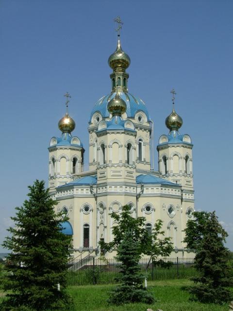 Svjato-Aleksandro-Nevskij hram photo
