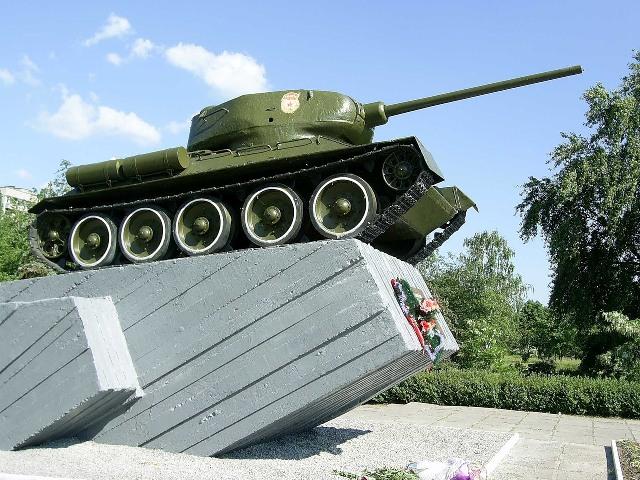 pamjatnik-tank photo
