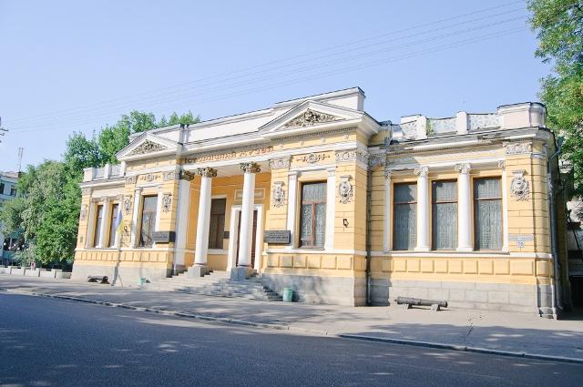 Istoricheskij muzej D. I. Javornickogo photo