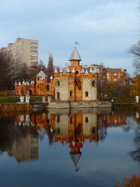 Detskij park Skazka photo