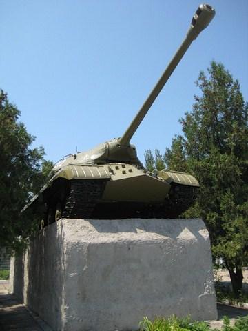 tank T34 photo