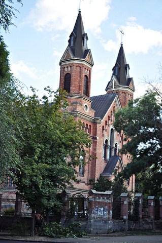 Rimsko-Katolicheskij kostel photo