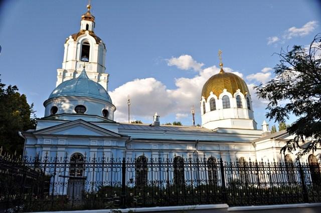 Cerkov' Voskreshenija Devy Marii photo