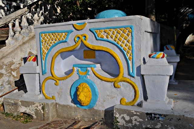 Tureckij fontan photo