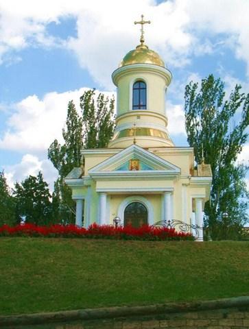 Cerkov' Svjatogo Nikolaja photo